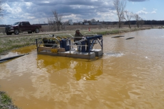 Industrial Pond Dredge-5