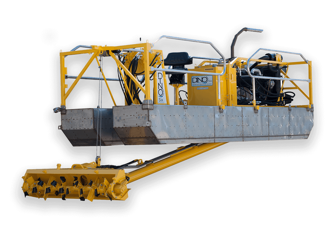 Six Wheel Truck >> GeoForm International Inc. | Sediment Removal Equipment & Dredges