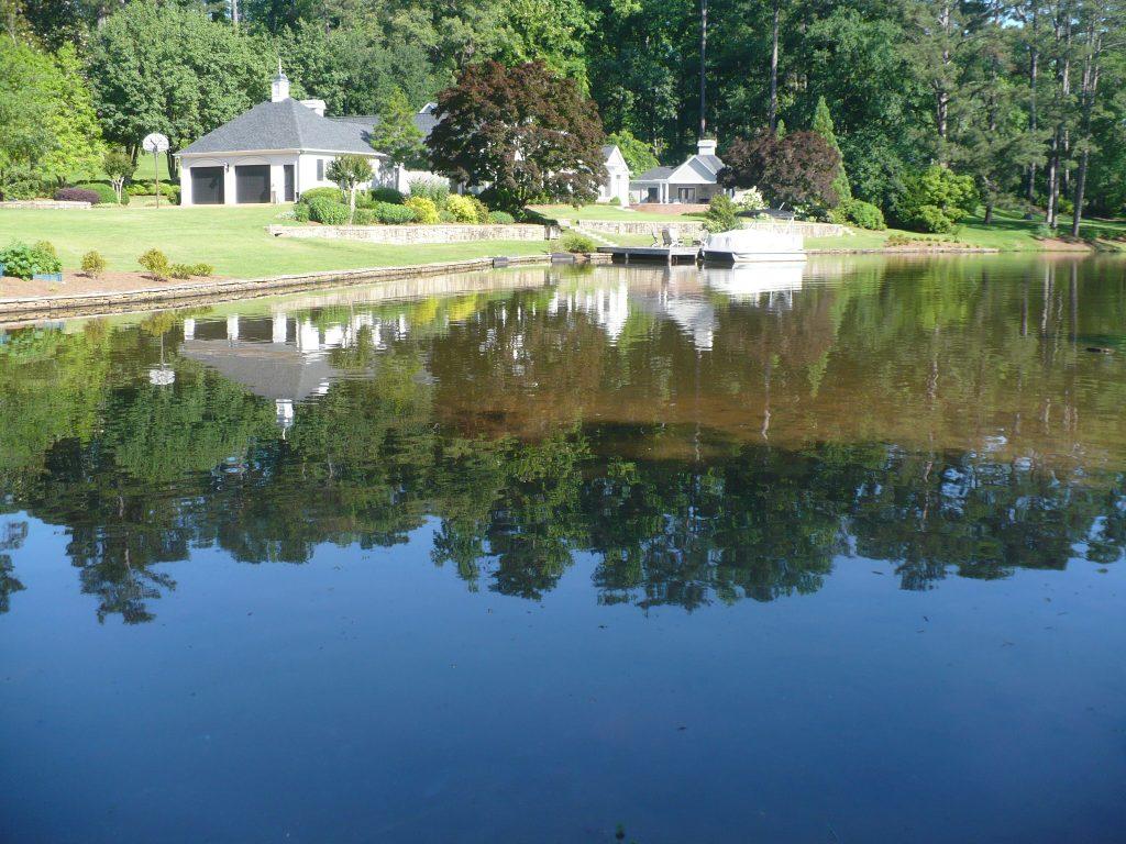 Dredged HOA Pond