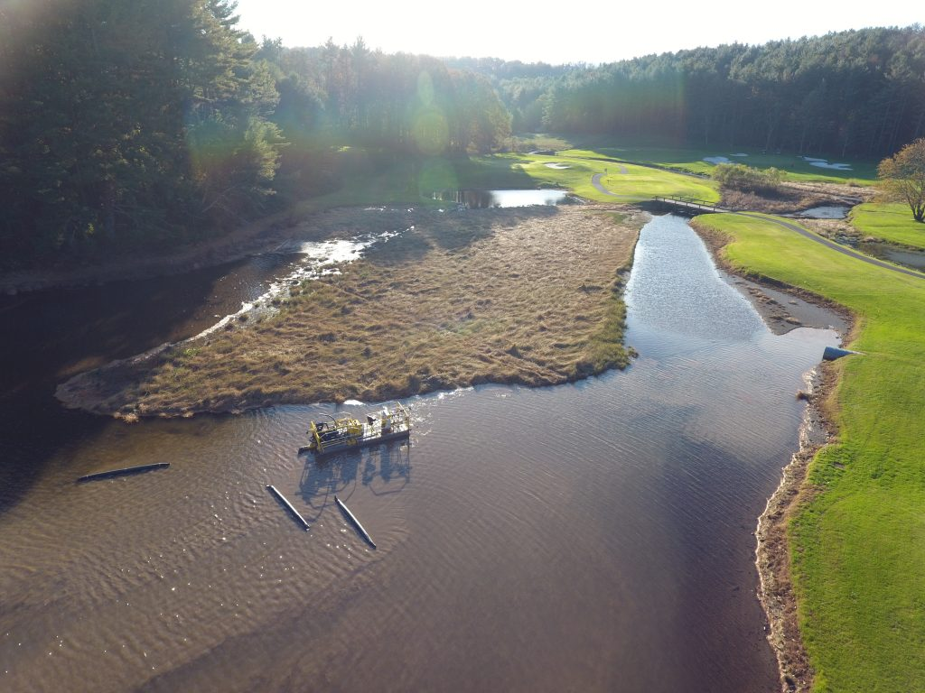 Sediment Removal For Lakes