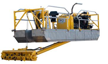 Mechanical Vs  Hydraulic Dredges - GeoForm International