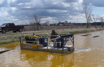 Dredge Barge Boat vs  Hand Dredging - Which is Better?