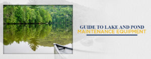 Geoform International guide to lake and pond maintenance
